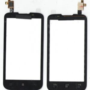 Touch screen Lenovo A800 black (черный)