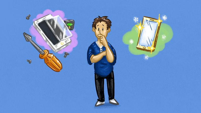 Скупка телефонов, планшетов, ноутбуков в Томске