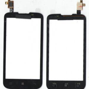Touch screen Lenovo A800 black (черный)