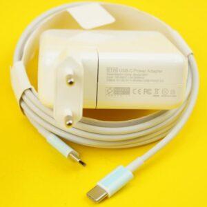 Зарядное устройство (блок питания) для ноутбука Apple 20.3V 3A 61W (A1718) Type-C